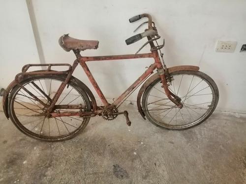 antigua bicicleta hércules england aro 20