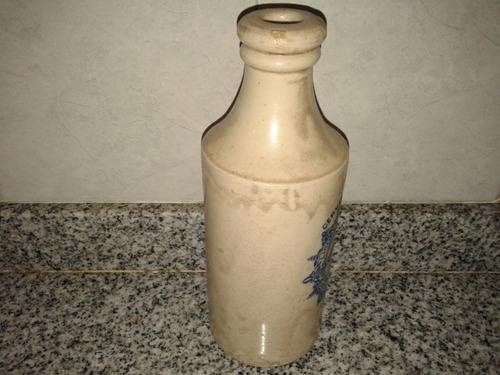 antigua botella cerveceria a vapor costa y falcone