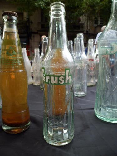 antigua botella crush 275