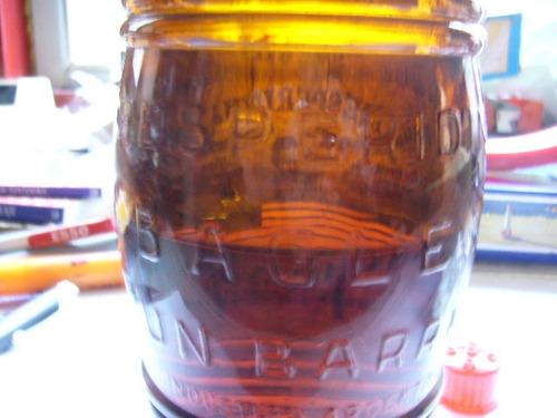 antigua botella de hesperidina el barrilito de bagley