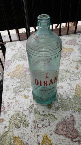 antigua botella disan ancap