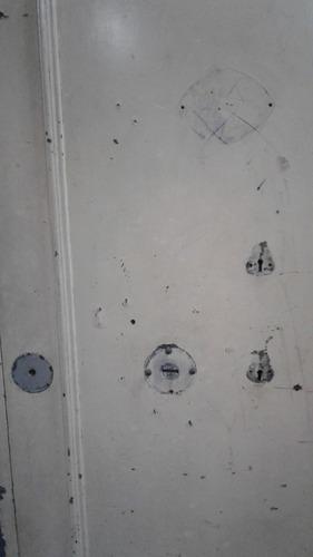 antigua caja fuerte