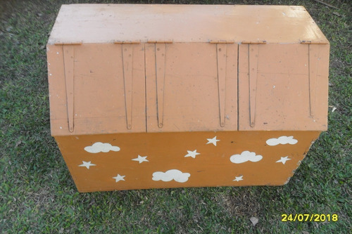 antigua cajón cerealero almacen ramos generales org juguete
