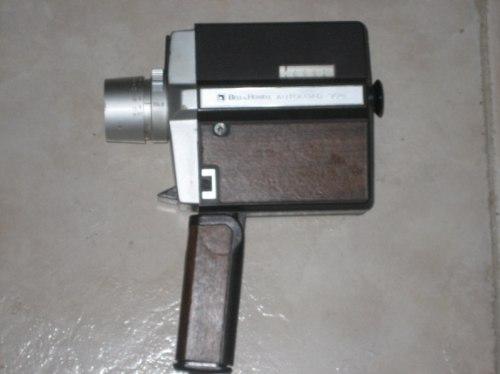 Antigua Camara De Cine Super8 Bell & Howell Autoload308
