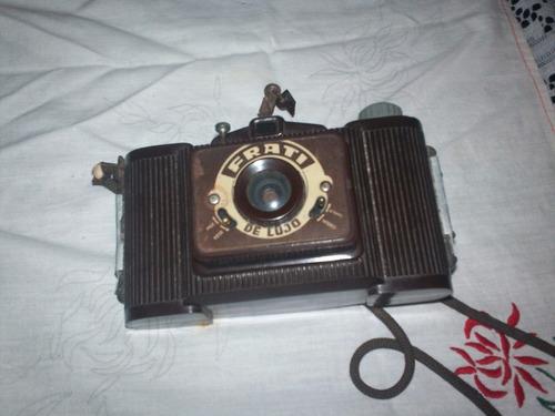 antigua camara foto frati bakelita años 50 coleccion!!!