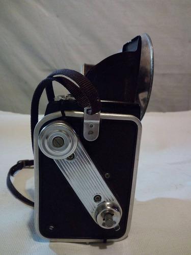 antigua cámara fotográfica