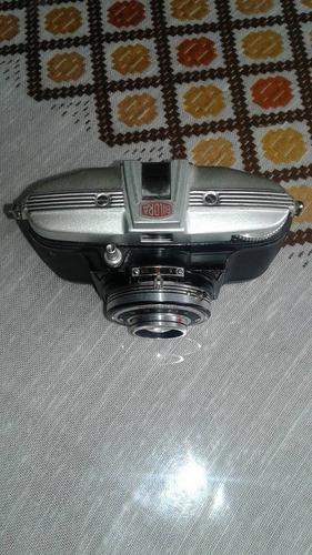 antigua cámara fotografíca