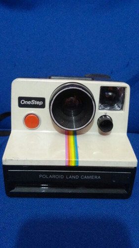 antigua camara intantane polaroid land one step instagram