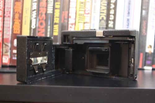 antigua cámara kodak  instamatic x-15