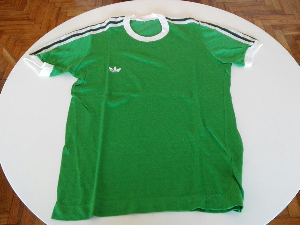 antigua camiseta adidas retro. Cargando zoom. 4170738ab8c03