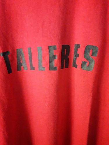 antigua camiseta atlético talleres remedios de escalada 1980