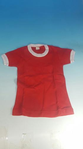 antigua camiseta futbol independiente-nueva-año 1960 pique'