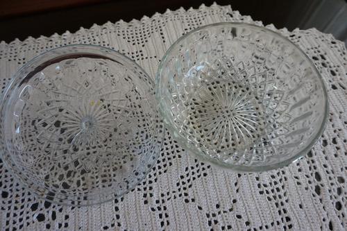 antigua caramelera de vidrio