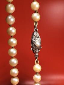 9ae4b7a3ce10 Enhebrado De Collares De Perlas - Antigüedades en Mercado Libre ...