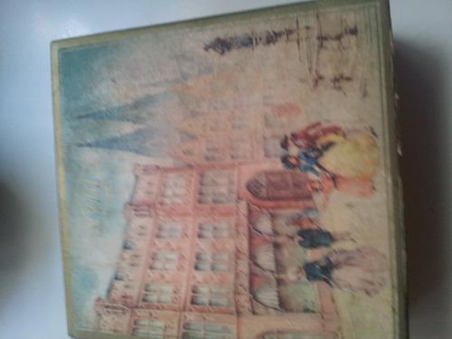 antigua colonia 4711 alemana sin abrir caja original año1930