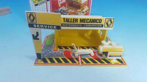 antigua estacion de servicio galgo nueva en caja - renault