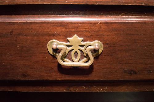 antigua estanteria repisa biblioteca - antig la rueda _ l r