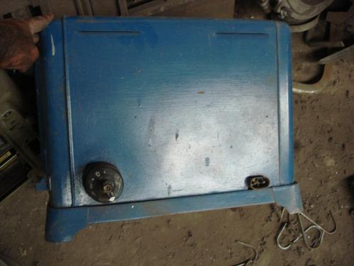 antigua estufa de esterializacion carnifix aeg fabrikat