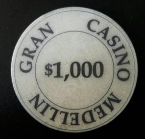 Gran Casino Colombia Antigua Medellín Ficha De yv6bfg7Y