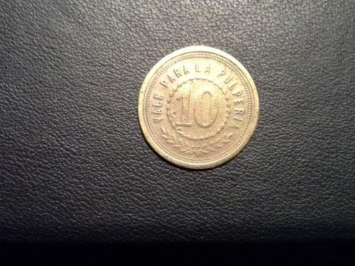 antigua ficha salitrera, 10, compañia salitrera alemana