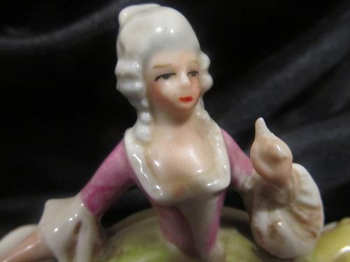 antigua figura porcelana