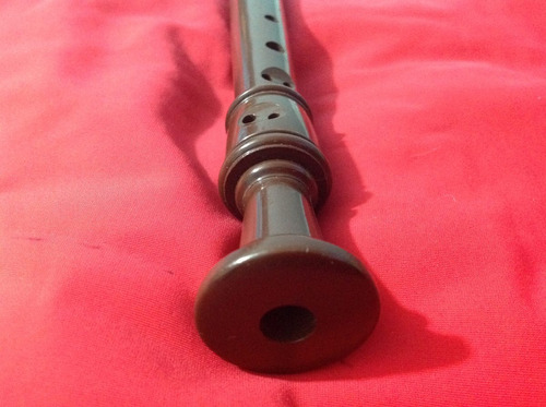 antigua flauta inglesa dolmetsch