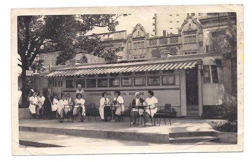 antigua foto hospital rivadavia enfermeras vagon tren