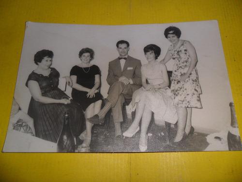 antigua fotografia foto fiesta aniversario festejo