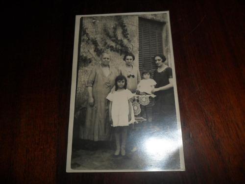antigua fotografia recuerdo chivilcoy  a falcone  1931