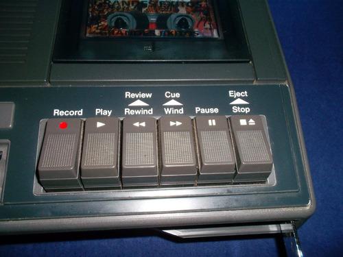 antigua grabadora tandberg educational made in japan