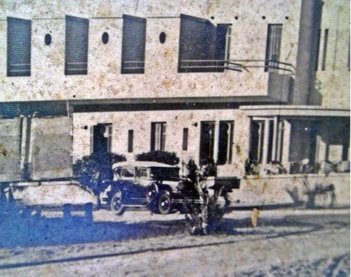 antigua gran fotografia rex hotel atlantida año 1938