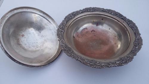 antigua guisera rep sheffield plata alpaca y bronce labrada