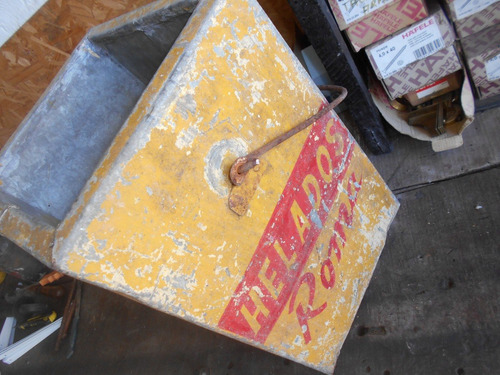 antigua heladerita helados roma