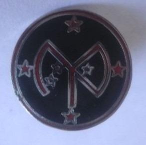 antigua insignia militar american 27 división infanteria 15v
