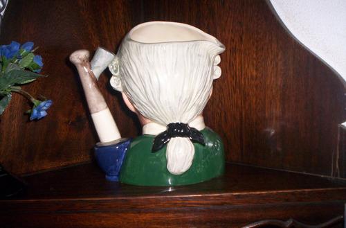 antigua jarra royal doulton the apothecary large