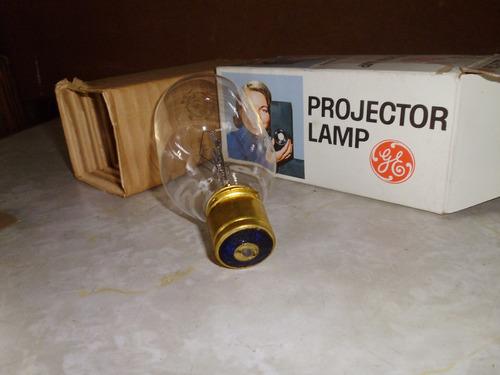 antigua lampara de proyector de 1000 w general electric