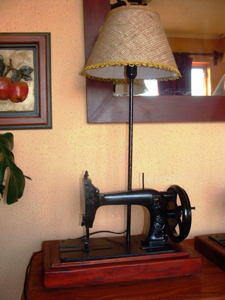 Antigua lampara comienzos del 1900 en - Lamparas de mesa recicladas ...