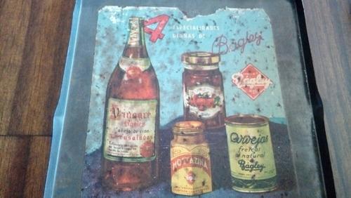 antigua lata bagley  minue  año 1955/1960