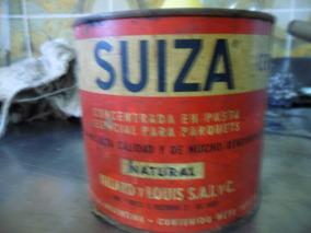 Sin pasta Lata ArgentinaCompleta Suiza Antigua Uso De Cera 08nPkwOX