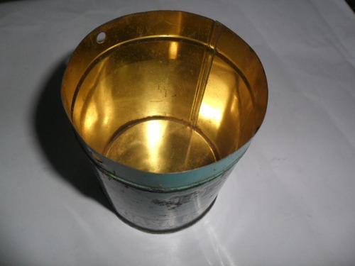 antigua lata latita tecap gasa esterilizada spadah j c selay
