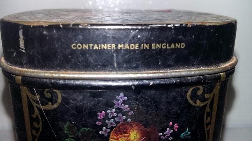 antigua lata made in england excelente estado muy linda!!!