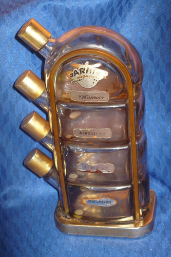 antigua licorera art deco garnier fransesa