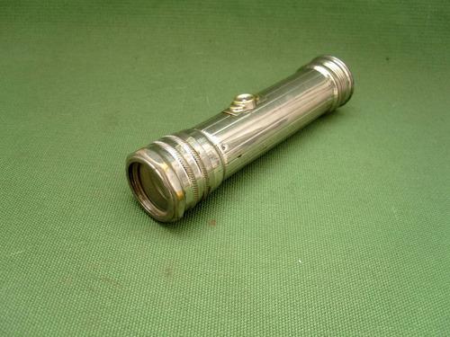 antigua linterna eveready n° 231 made in usa años 50