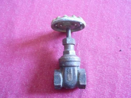 antigua llave de pazo de cobre