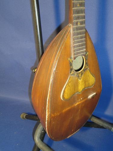 antigua mandolina napolitana