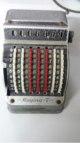 antigua máquina sumadora única sellada !mirala