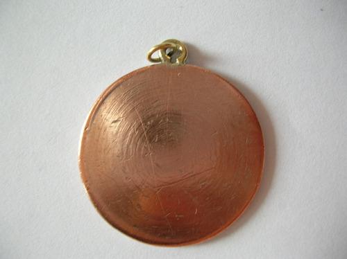 antigua medalla asociacion de football valparaiso año1944