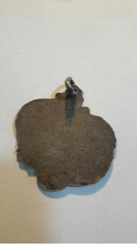 antigua medalla torneo de bochas
