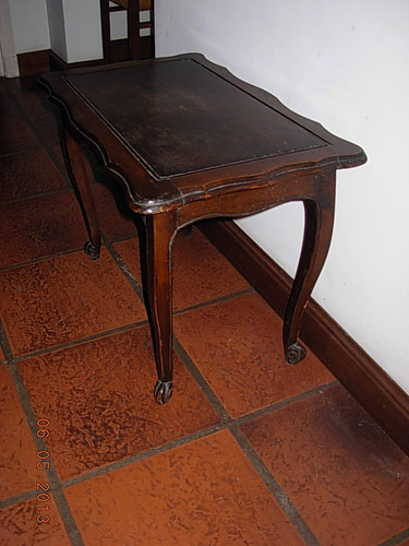 antigua mesa ratona provenzal.orig. leer