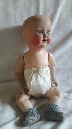antigua muñeca de coleccion sellada, sana